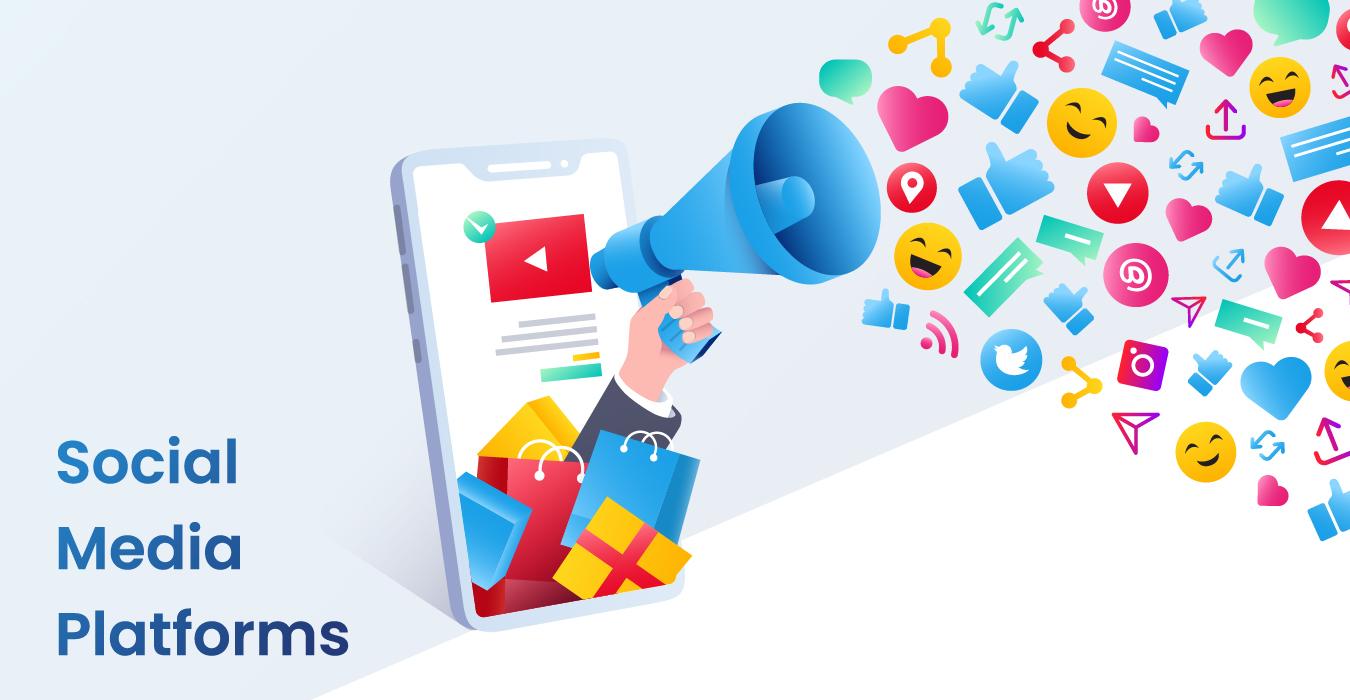 Social media platforms 2022