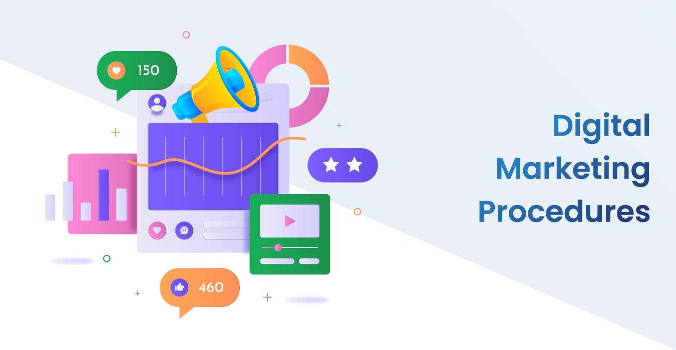 digital marketing procedures